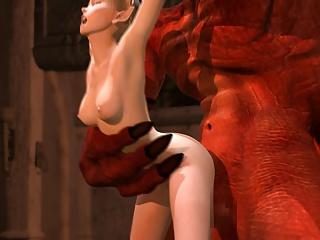 3D-Teen- Spera Damno Vol. 4 – Deep Fuck Of Monster