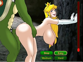 vetpk.ru Sex Game Princess Peach Is A Prisioner (Nintendo)