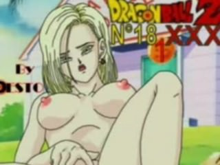 Dragonball Z Hentai C18 And Cell