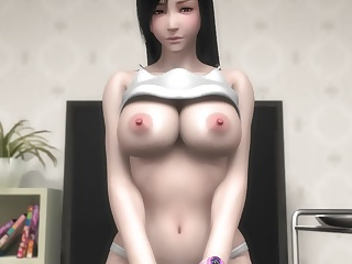 Semen Analysis 3D Hentai By Umemaro 3D