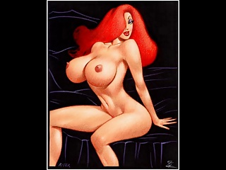 Cartoons #1: Jessica Rabbit