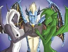 Furry Hentai Fantasy!