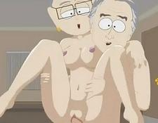 South Park el-bags.ru  Richard And Mrs Garrison