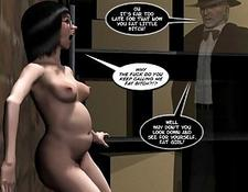 3D Comic Desires Of The Flesh 1