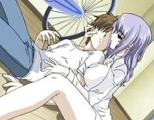 Anime Nurse Loving A Cock And Gets Penetrated