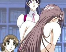 Shemale el-bags.ru With Bigboobs Gets Sucked Her Cock By A  Busty Anime