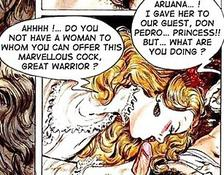 Comics: Interracial Hardcore Sex Comics