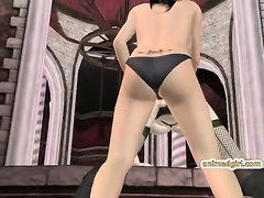 Captive 3d vetpk.ru Doggystyle Fucked By Shemale Anime