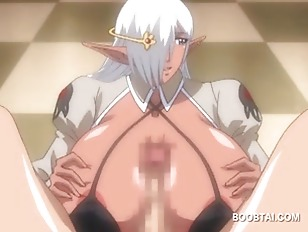 Giant Titted Hentai Slut Tit Fucking Big Cock