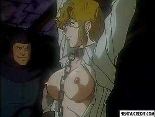 Hentai Blondie In Chains