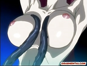 Caught Hentai Coed Monster Tentacles Cock Fucked